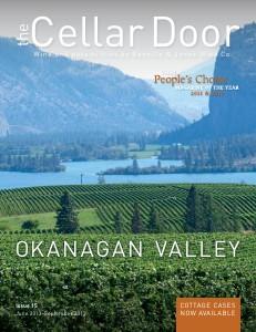 The Cellar Door Issue 15. Okanagan Valley.
