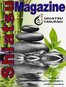 Shiatsu Magazine Julio 2013