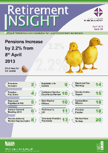 Retirement Insight issue 38 Jun 2013