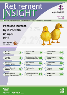 Retirement Insight issue 38