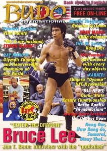 Budo international Martial Arts Magazine Jul. 2013