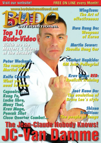 Budo international Martial Arts Magazine Jul.-Aug. 2014