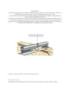 dilatación de solidos 13,2013