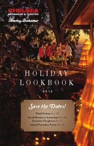 Chelsea Menswear - Holiday Lookbook 2013 Tommy Bahama