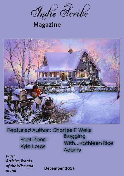 Indie Scribe Magazine December 2013