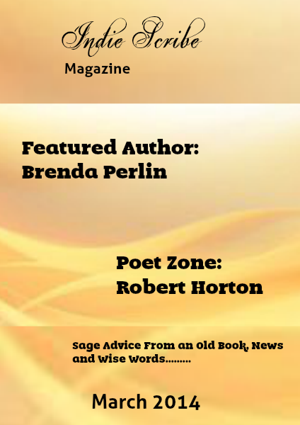 Indie Scribe Magazine March 2014