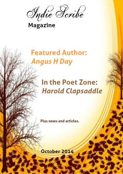 Indie Scribe Magazine October 2014