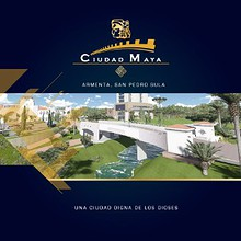 Brochure Ciudad Maya
