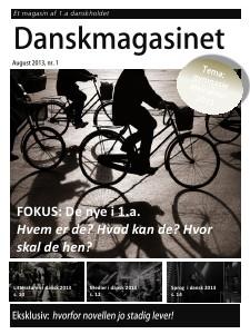 Danskmagasinet aug 2013