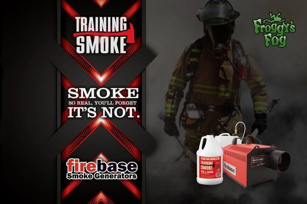Training Smoke and Firebase 17 2019