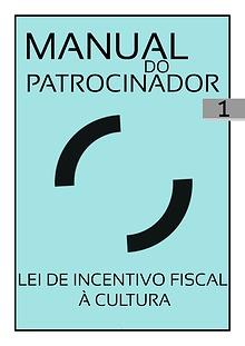 Manual do Patrocinador