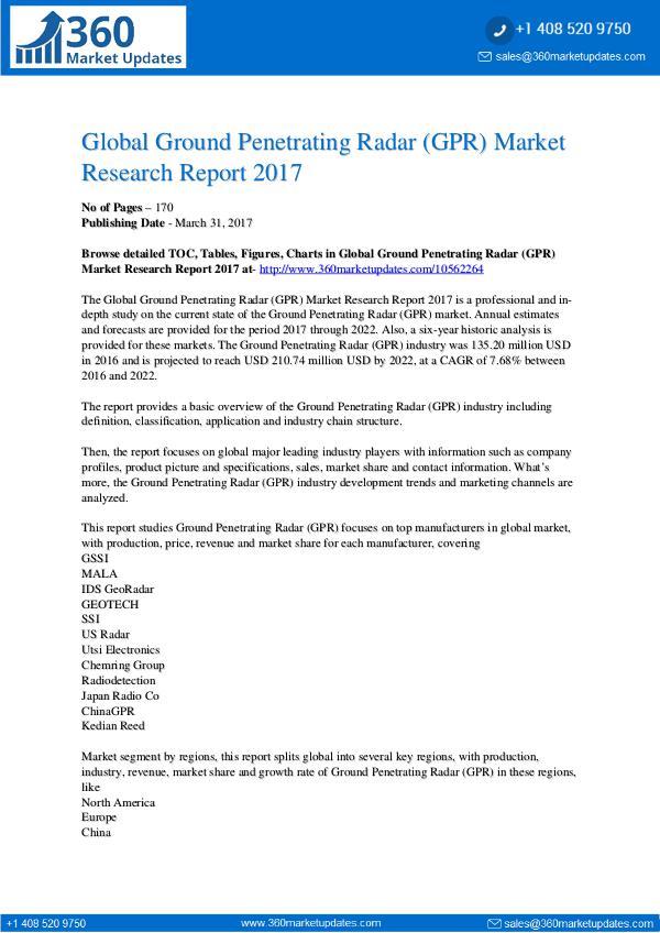 Report- Ground-Penetrating-Radar-GPR-Market-Research-Repor