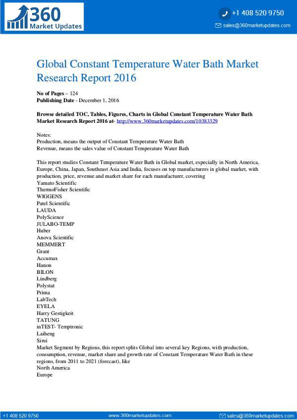 Constant-Temperature-Water-Bath-Market-Research-Re