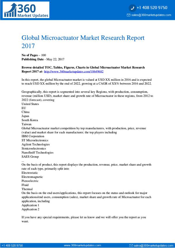Microactuator-Market-Research-Report-2017