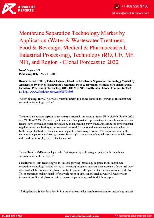 Membrane-Separation-Technology-Market-by-Applicati