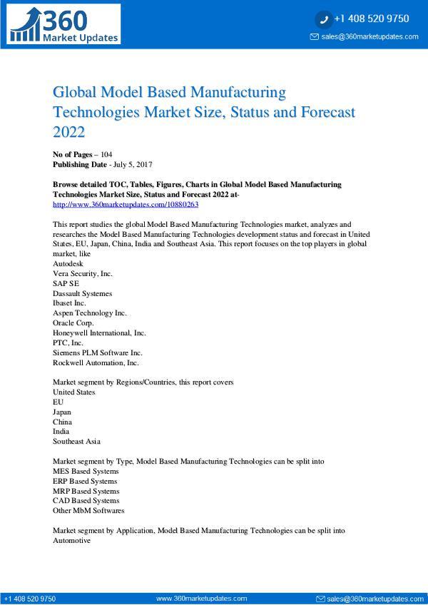 Asia Global-Model-Based-Manufacturing-Technologies-Mark