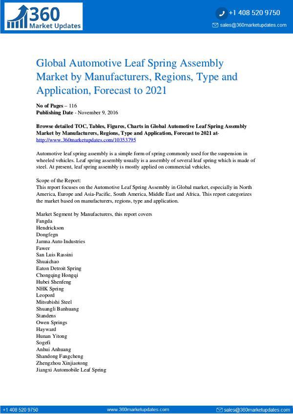 12-6-17 Global-Automotive-Leaf-Spring-Assembly-Market-by-M