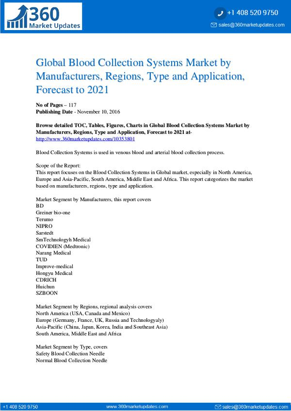 12-6-17 Global-Blood-Collection-Systems-Market-by-Manufact
