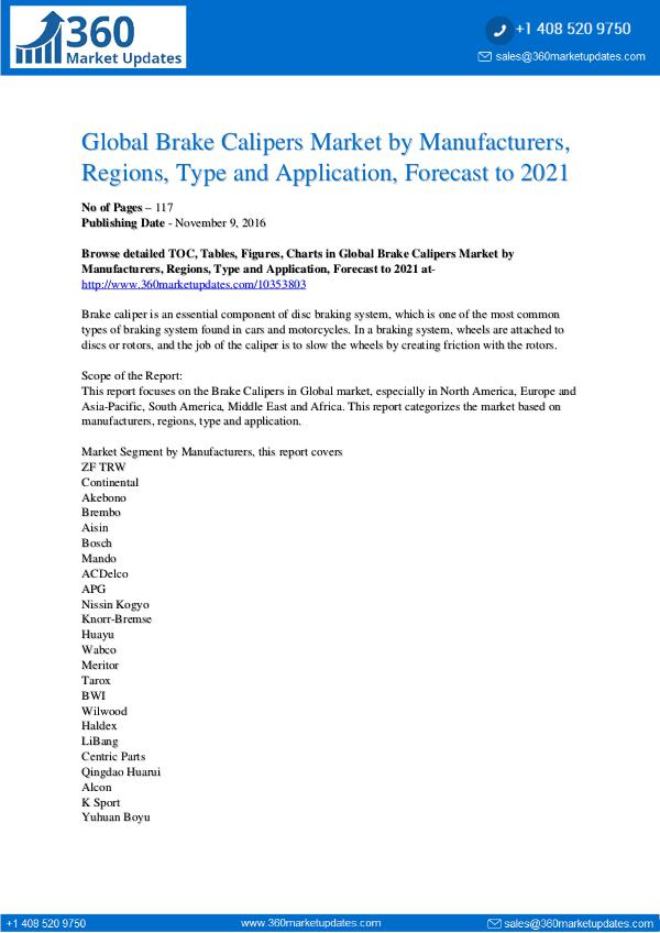 12-6-17 Global-Brake-Calipers-Market-by-Manufacturers-Regi