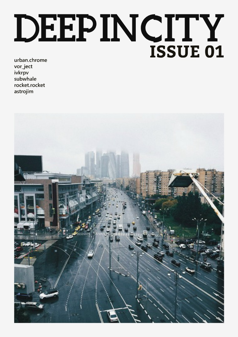 DEEPINCITY ISSUE 01
