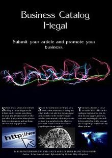 Business Catalog I-Legal