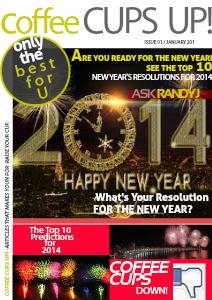 JANUARY 2014  - VOL. 1