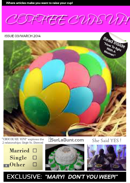 Mr.&Mrs. Issue 03/March 2014