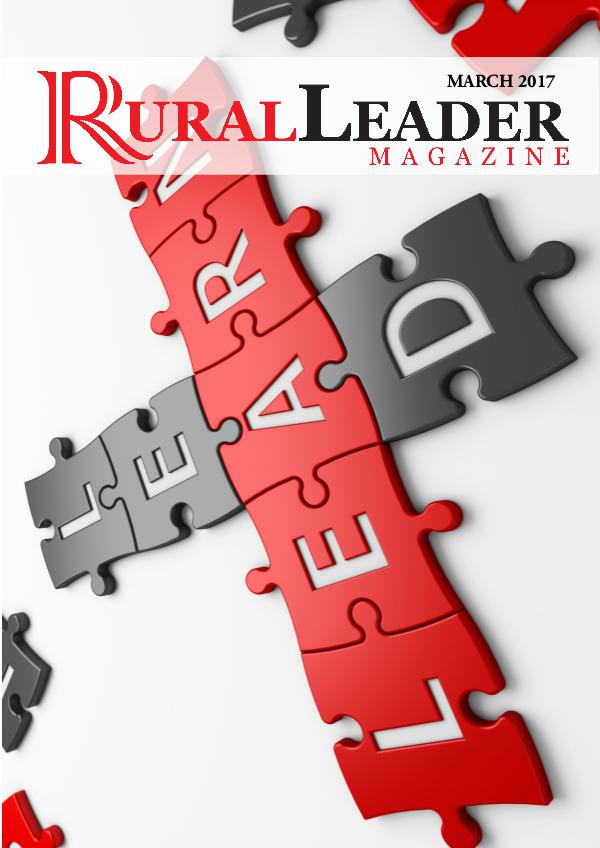 Rural Leader Magazine March 2017