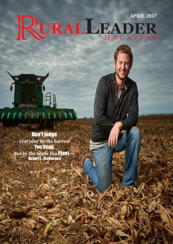 Rural Leader Magazine April 2017