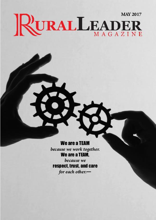 Rural Leader Magazine May 2017