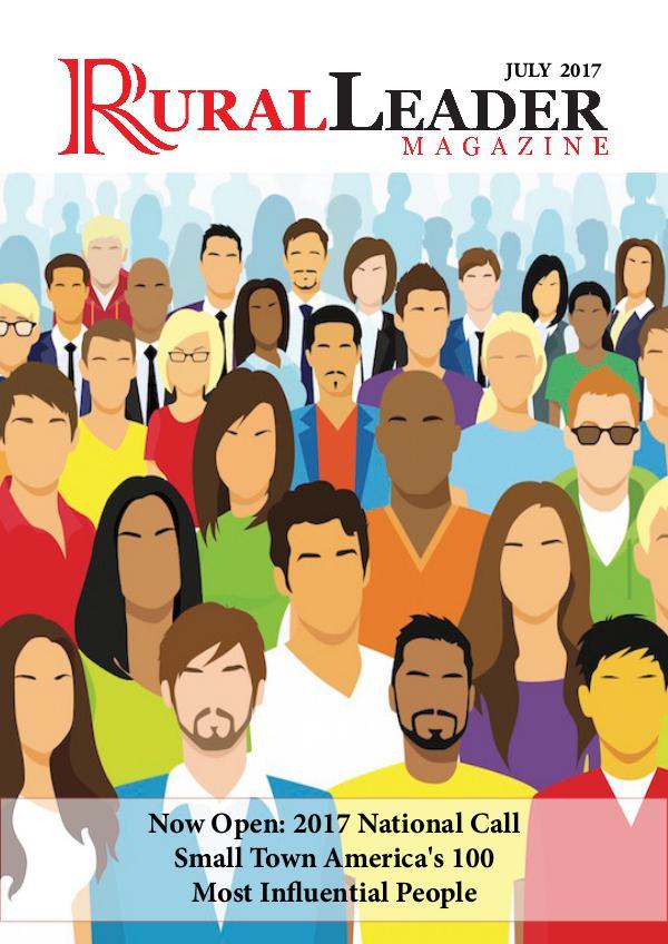 Rural Leader Magazine JULY 2017