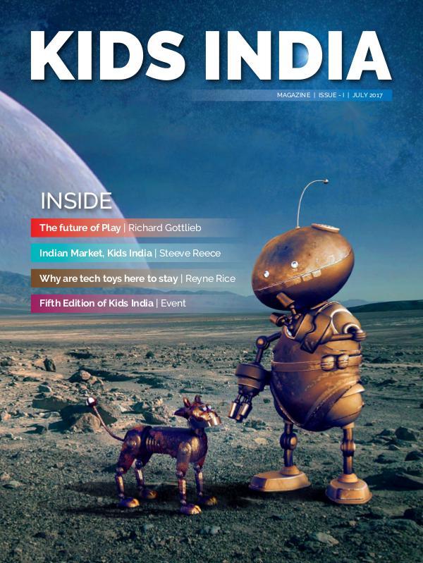 KIDS INDIA MAGAZINE JULY 2017 ISSUE