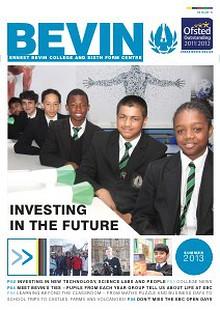 Bevin magazine Issue 5 - Summer 2013