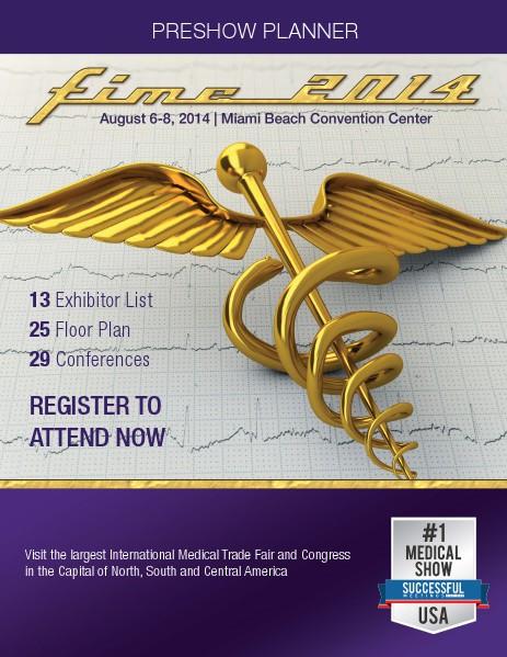2014 PreShow Planner July 2014