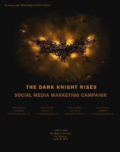 School Work Pilot Case Study | The Dark Knight Rises