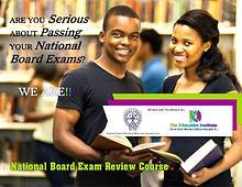 NFDMA - NBE Review Course Brochure