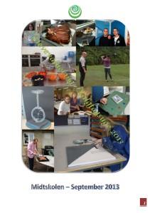 Elev-evaluering VALGFAG - Sept. 2013