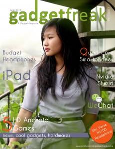 Gadgetfreak June 2013 Vol-1