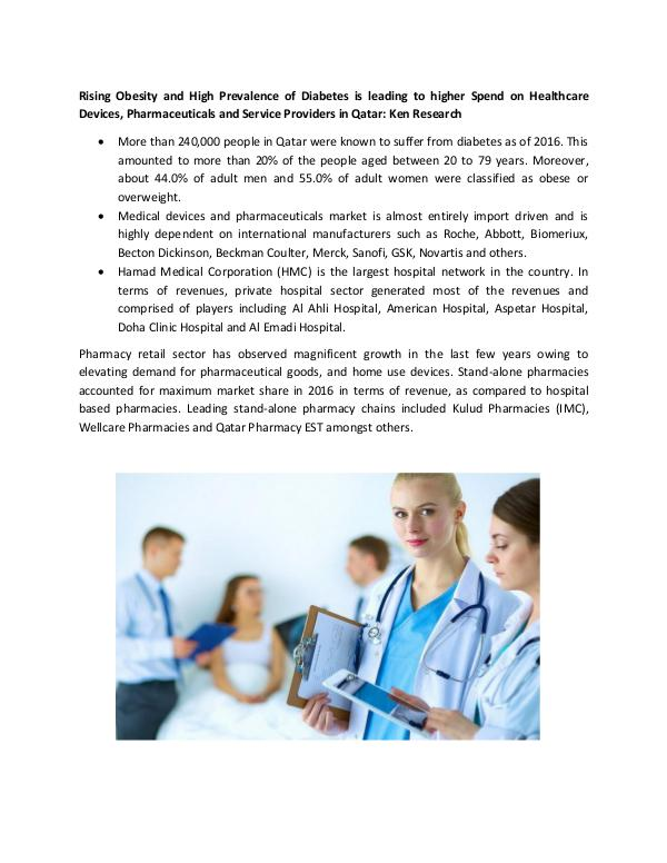 Medical devices and pharmaceuticals market