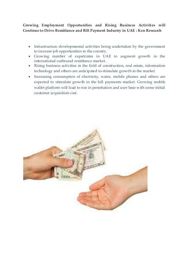 Trriple Money Transfer Volume in UAE,Banking Chann