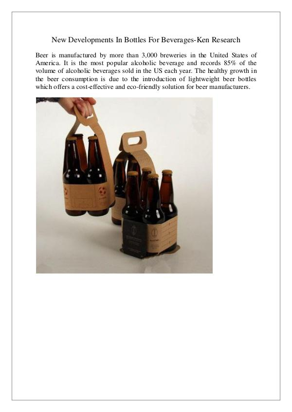 US beer market research report,US alcoholic bevera