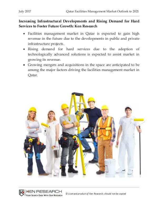 Market Research Report Facility Management Services in Qatar,Facility Man