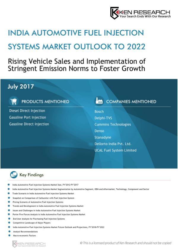 Market Research Report Fuel Injection System Market,Automotive Fuel Injec