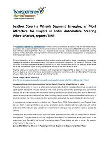 Automotive Steering Wheel Market Growth, Trends and Forecast
