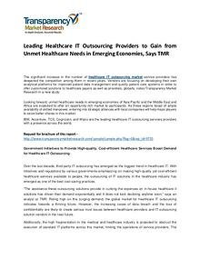 Healthcare IT Outsourcing Market Growth, Trend, Price and Forcast