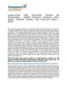 Large-scale LNG Terminals Market Research Report and Forecast