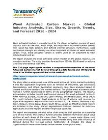 Wood Activated Carbon Market Research Report and Forecast up to 2024