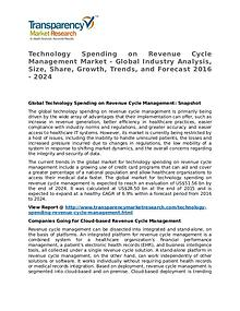 Technology Spending on Revenue Cycle Management Market