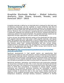 Graphite Electrode Market Research Report and Forecast up to 2025
