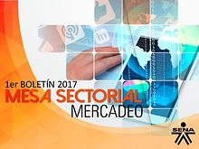 Mesa Sectorial Mercadeo